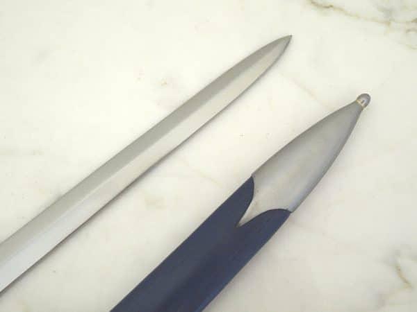 Englantilainen kahden käden miekka
