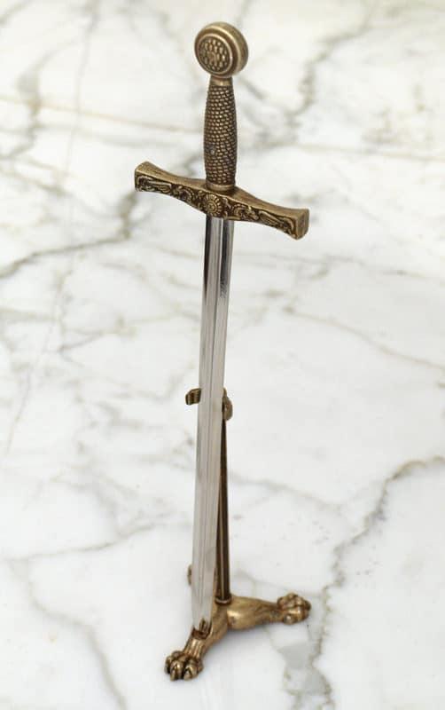 Excalibur –kirjeenavaaja