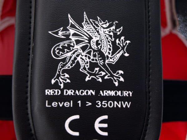 Red Dragon miekkailumaski