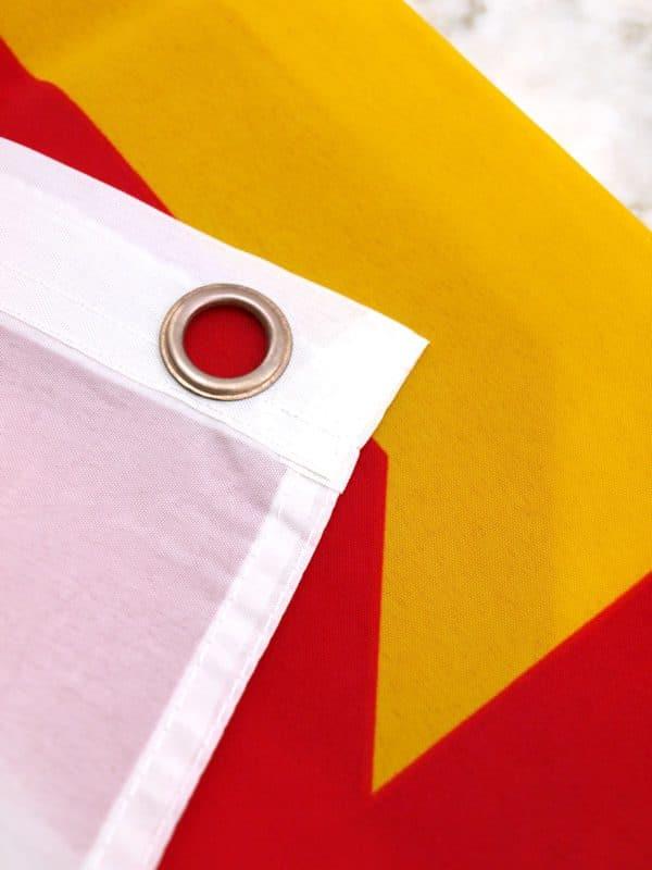 Ristiretkeläisen lippu