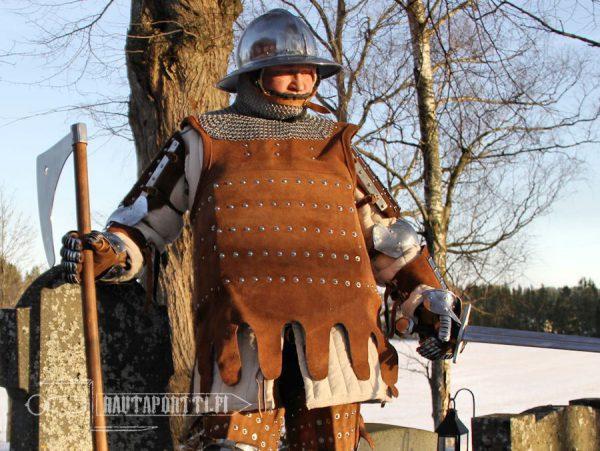 """""""Visby"""" tiimalasi-taisteluhansikkaat"""