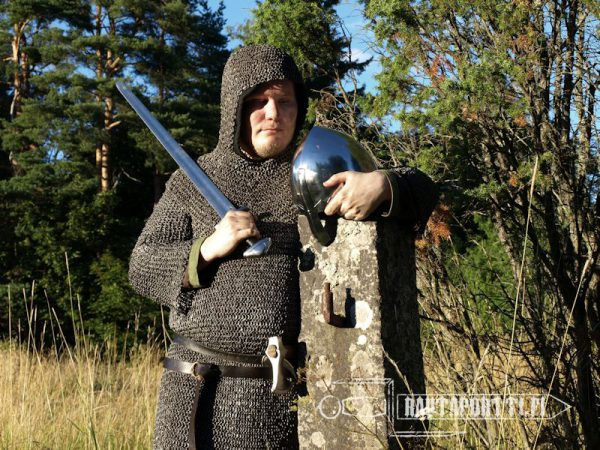 Viikinkimiekka 800-luvulta -tylppä