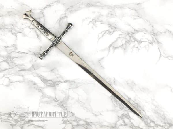 Kaarle V:n miekka –kirjeenavaaja
