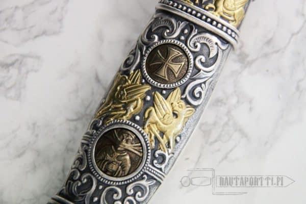 Temppeliherrojen miekka