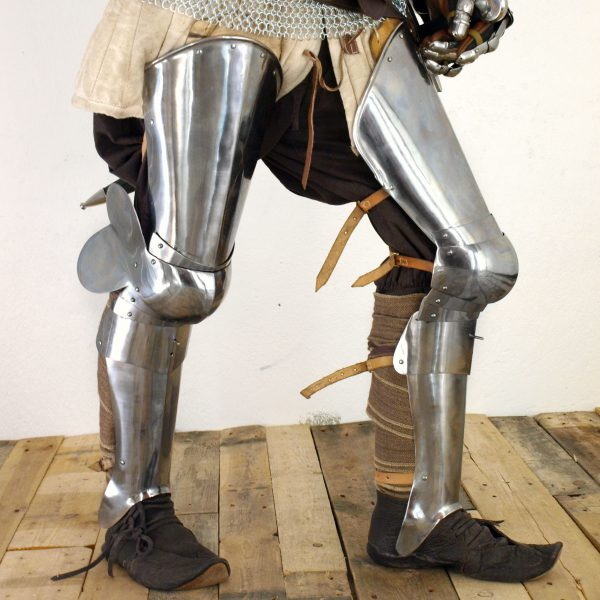 Plate Armour for Legs