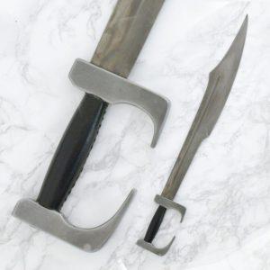 Spartan miekka -300