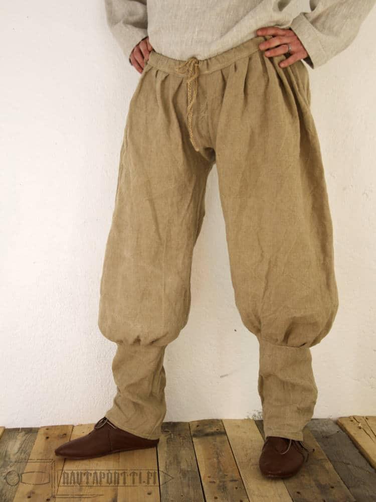 Viking Warrior Linen Pants